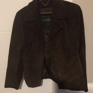 Women's Danier Suede Jacket